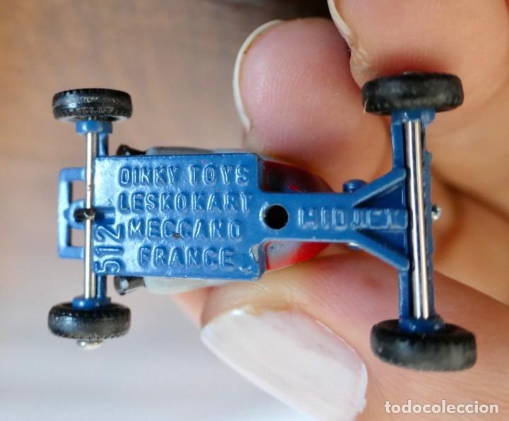 Coches a escala: Dinky Toys-France - Scale 1/43 - Lesko Kart - Nº 512 - AÑOS 60- CAJA ORIGINAL - Foto 6 - 278213218