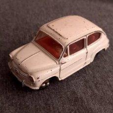 Coches a escala: FIAT 600 MECCANO DINKY TOYS. Lote 288015103