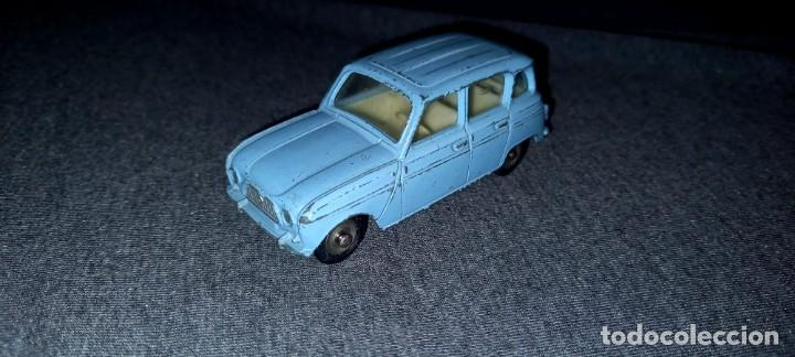 RENAULT 4L DINKY TOYS (Juguetes - Coches a Escala 1:43 Dinky Toys)