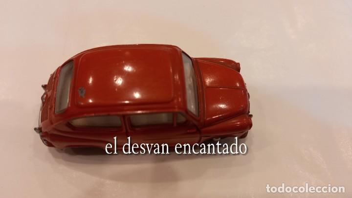 Coches a escala: FIAT 600 DINKY TOYS. Esc: 1/43 - Foto 3 - 288540458