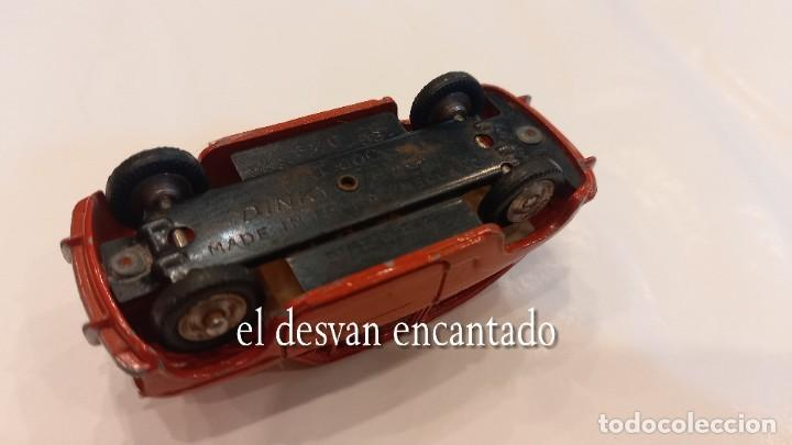 Coches a escala: FIAT 600 DINKY TOYS. Esc: 1/43 - Foto 4 - 288540458