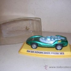 Coches a escala: PILEN - M.505 ADAMS.BROS.PROBE 16 - CON CAJA. Lote 16974546