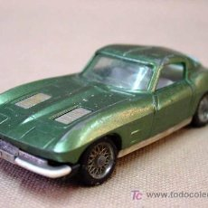 Model Cars - AUTOMOVIL CHEVROLET CORVETTE, STING RAY, Nº 513, FABRICADO POR AUTO PILEN. ESCALA: 1/43 - - 13475223