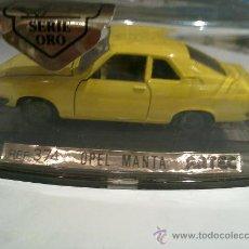 Coches a escala: PILEN OPEL MANTA NUEVO REF 374-ESCALA 1/43. Lote 26515096