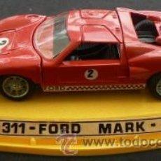 Coches a escala: FORD MARK PILEN GT40. Lote 32692317