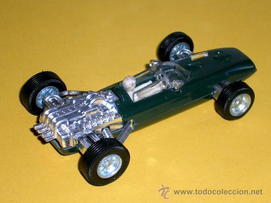 Coches a escala: Honda V-12 F-1, metal,1/43 Pilen, años 70. Excelente estado. - Foto 2 - 35366867