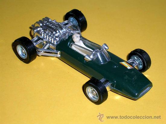 Coches a escala: Honda V-12 F-1, metal,1/43 Pilen, años 70. Excelente estado. - Foto 3 - 35366867