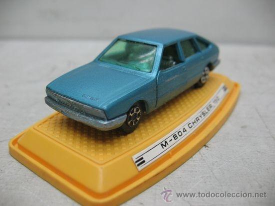 Coches a escala: Pilen - Coche M-804 Chrysler 150 fabricado en España - Escala 1:43 - Foto 3 - 37050811
