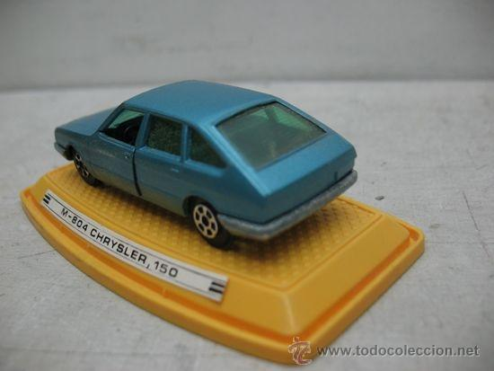 Coches a escala: Pilen - Coche M-804 Chrysler 150 fabricado en España - Escala 1:43 - Foto 4 - 37050811