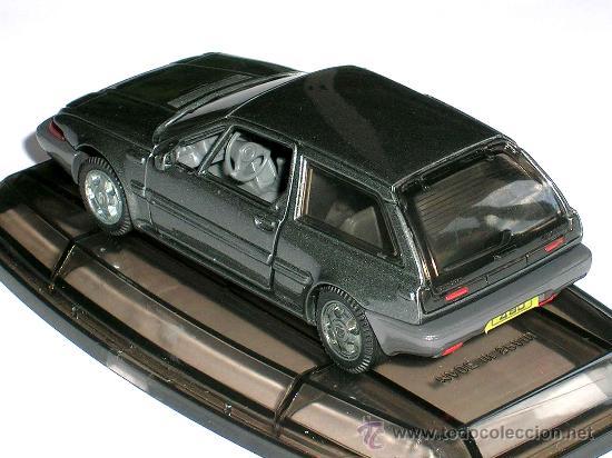 Coches a escala: Volvo 480 ES, metal esc. 1/43, AHC Pilen, original año 1988. A estrenar - Foto 2 - 110147586