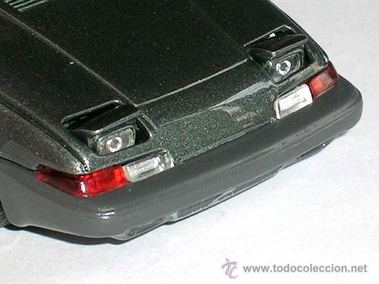 Coches a escala: Volvo 480 ES, metal esc. 1/43, AHC Pilen, original año 1988. A estrenar - Foto 3 - 110147586