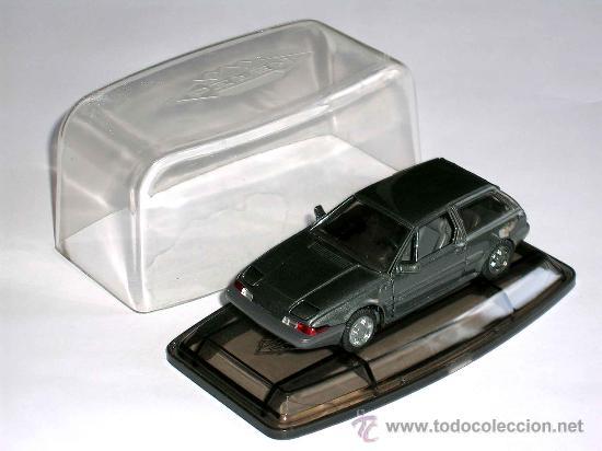 Coches a escala: Volvo 480 ES, metal esc. 1/43, AHC Pilen, original año 1988. A estrenar - Foto 5 - 110147586
