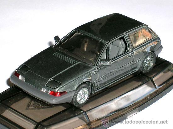 Coches a escala: Volvo 480 ES, metal esc. 1/43, AHC Pilen, original año 1988. A estrenar - Foto 6 - 110147586