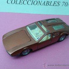 Coches a escala: COCHE DE TOMASO MANGUSTA MOD 313 PILEN SCALA 1/43 ORIGINAL AÑOS 70/80 AUTO PILEN. Lote 38108137