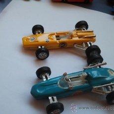 Model Cars - 2 coches antiguos auto pilen españa - 39073477