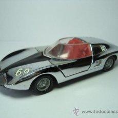 Coches a escala: CHEVROLET MONZA GT SPIDER CROMADO DE PILEN 1ª SERIE. Lote 39266656