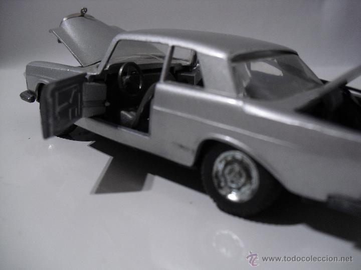Coches a escala: Auto Pilen , Mercedes 250 coupe,Esc 1/43 - Foto 6 - 40704213