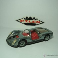 Model Cars - PORSCHE CARRERA 6 DE PILEN. CROMADO. - 31591626