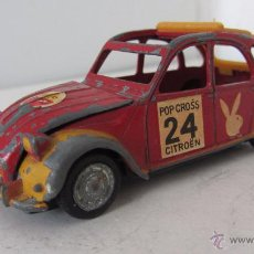 Model Cars - Citroen 2CV-Pop Cross,de Auto-Pilen´´Mod.511´´ - 49542253