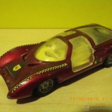 Model Cars - COCHE METAL ORIGINAL ANTIGUO AUTO PILEN FERRARI P.5 BERLINETA MOD 309 escala 1/43 p5 España 70s - 50584993
