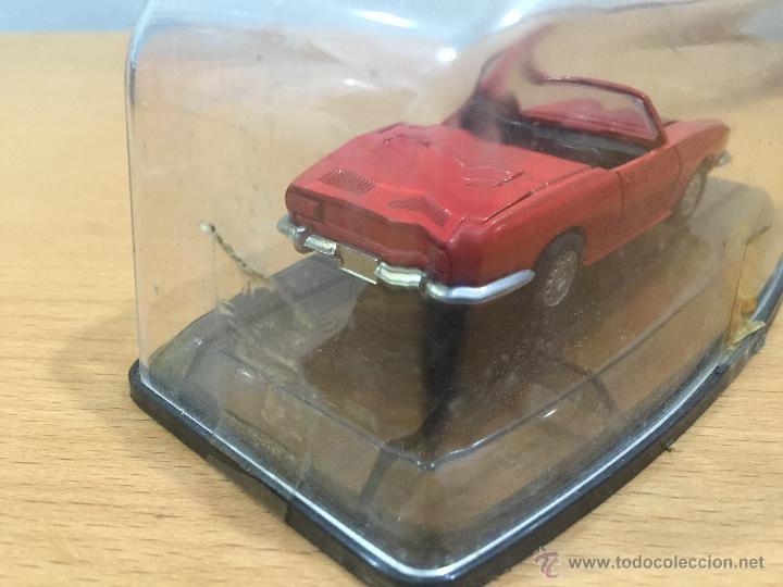 Coches a escala: SEAT 850 SPIDER PILEN PARA AHC ESCALA 1:43 - Foto 4 - 51043002