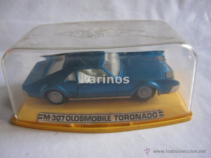 Coches a escala: Oldsmobile Toronado Pilen - Foto 7 - 122019684