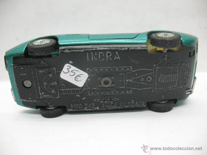 Coches a escala: PILEN INDRA Ref: 343 - Coche fabricado en España - Escala 1:43 - Foto 4 - 52549856