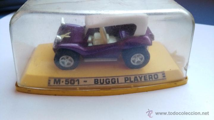 Coches a escala: coche antiguo pilen buggi playero en caja - Foto 3 - 53879885