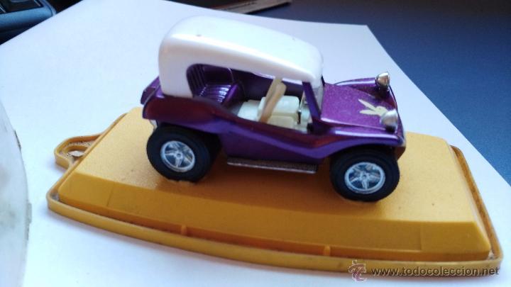 Coches a escala: coche antiguo pilen buggi playero en caja - Foto 4 - 53879885