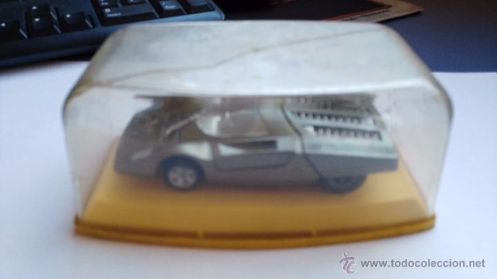 Coches a escala: coche pilen antiguo ferrari en caja - Foto 2 - 53879956