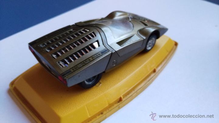 Coches a escala: coche pilen antiguo ferrari en caja - Foto 3 - 53879956