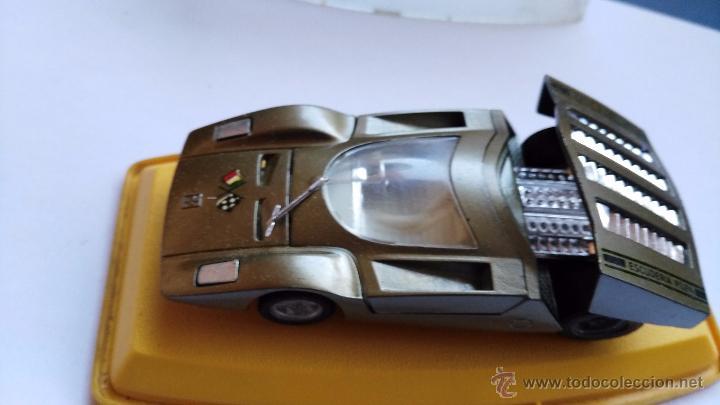 Coches a escala: coche pilen antiguo ferrari en caja - Foto 4 - 53879956