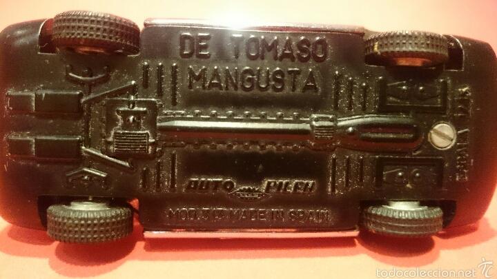 Coches a escala: De tomaso mangusta de pilen cromado - Foto 3 - 54162959