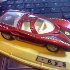 Coches a escala: COCHE CLASICO FERRARI P 5 BERLINETA AUTO PILEN 1/43 NUNCA JUGADO LEER ATENTAMENTE. Lote 56041778