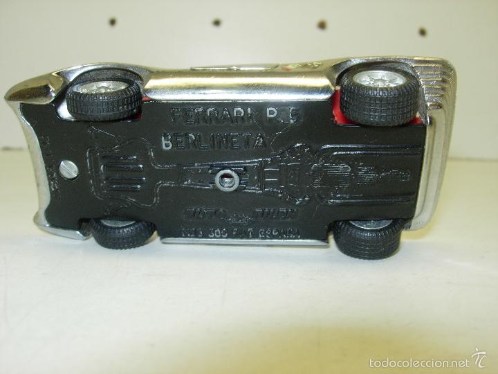 Coches a escala: AUTO PILEN FERRARI P5 BERLINETA mod.309 esc. 1/43 - Foto 4 - 60282125