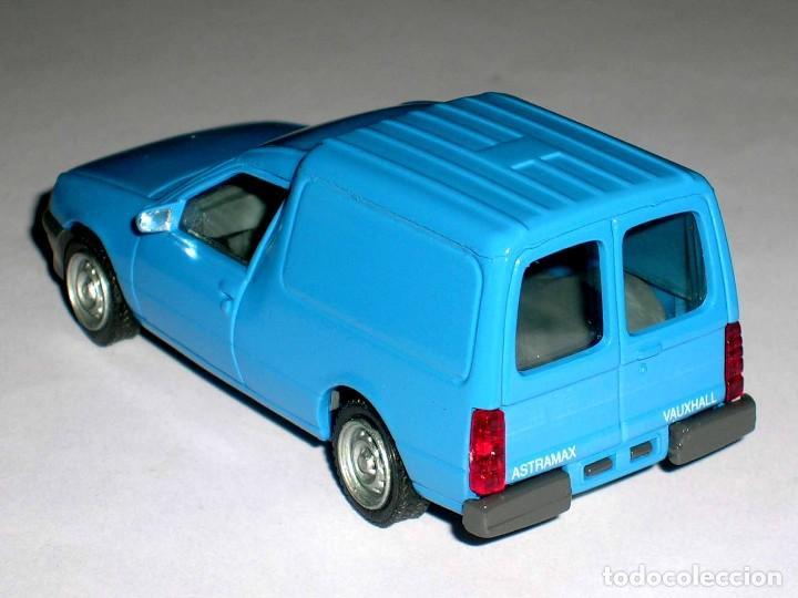 Coches a escala: Vauxhall Astramax Van Opel Kadett, metal esc 1/43, AHC Pilen, original año 1991. A estrenar - Foto 3 - 64516679