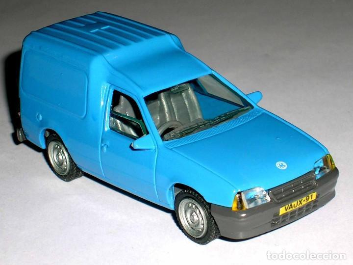 Coches a escala: Vauxhall Astramax Van Opel Kadett, metal esc 1/43, AHC Pilen, original año 1991. A estrenar - Foto 4 - 64516679