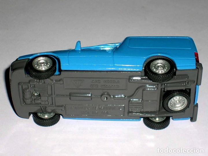 Coches a escala: Vauxhall Astramax Van Opel Kadett, metal esc 1/43, AHC Pilen, original año 1991. A estrenar - Foto 5 - 64516679