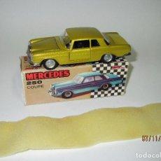 Model Cars - Antiguo MERCEDES 250 COUPÉ Ref. 305 en Escala 1/43 de PILEN Rigurosamente Nuevo - 65433571