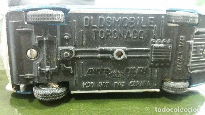 Coches a escala: AUTO PILEN OLDSMOBILE TORONADO - Foto 4 - 67286465