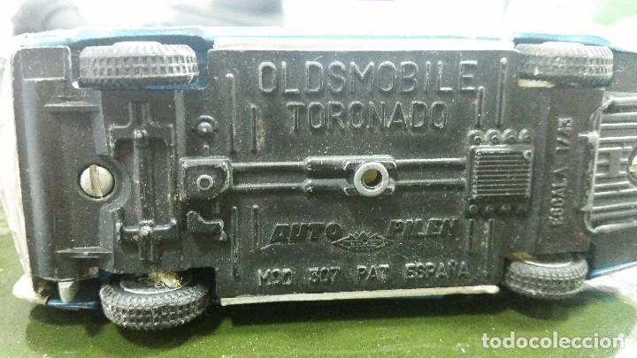 Coches a escala: AUTO PILEN OLDSMOBILE TORONADO - Foto 5 - 67286465