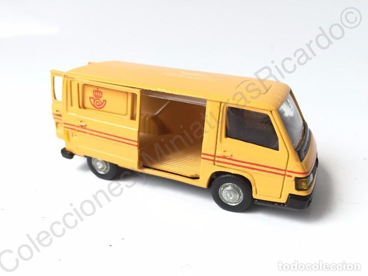 Coches a escala: PILEN. Mercedes MB 100 - Furgoneta comercial antigua 1:43 Empresa Pública de Correos - Pilen - MB100 - Foto 2 - 71546635