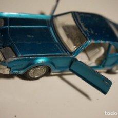 Coches a escala: COCHE OLDSMOBILE TORONADO AZUL- AUTO PILEN -ESCALA 1/43 - MOD. 307 (MADE IN SPAIN). Lote 74336815
