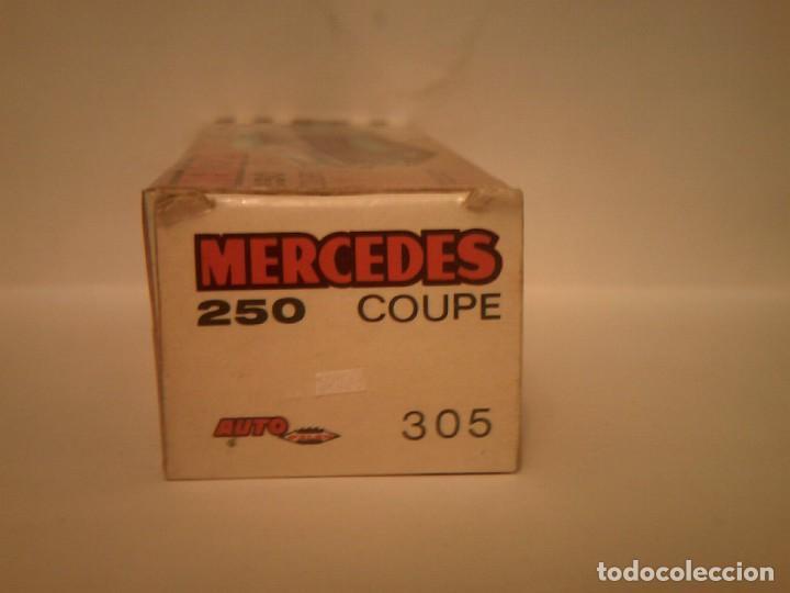 Coches a escala: Pilen,mercedes 250 coupe¨TAXI BARCELONA¨ - Foto 9 - 77541937