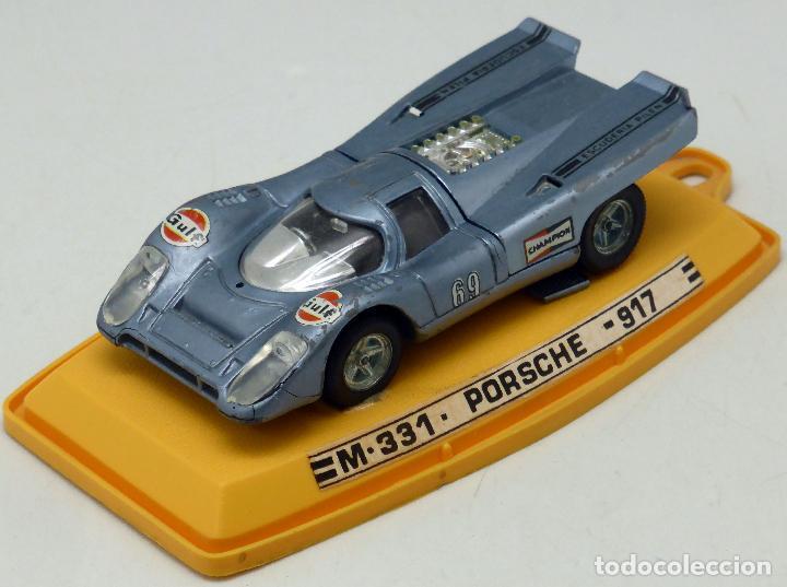 Coches a escala: Pilen 1/43 Porsche 917 con caja original - Foto 2 - 86846628