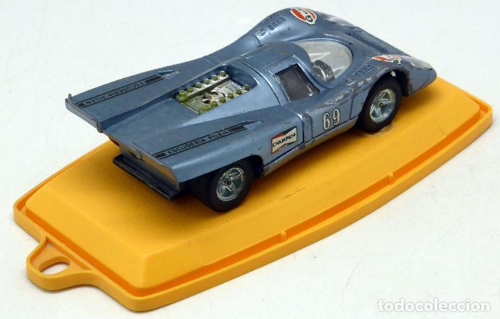 Coches a escala: Pilen 1/43 Porsche 917 con caja original - Foto 3 - 86846628
