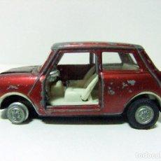 Coches a escala: MINI COOPER - MODELO 319 - AUTO PILEN ESCALA 1:43 COCHE MINIATURA AUTOMÓVIL JUGUETE. Lote 93271330