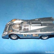 Model Cars - AUTO PILEN: PORSCHE 917. MOD.331. PARA REPARAR O PIEZAS. - 95657347
