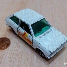 Auto in scala: PILEN, FORD FIESTA IBERIA BLANCO MODELO 811. Lote 97912339