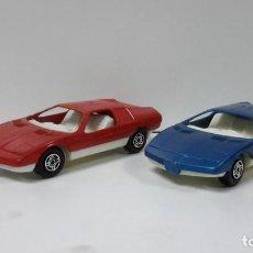 Coches a escala: COCHE BMW TURBO-PILEN -10CM APROX-DE ALMACEN AÑOS 70-PRECIO UNIDAD!!!!!!!!!!!!!!!!!. Lote 102402415